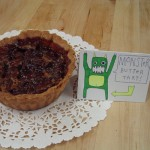 Monster Butter Tart